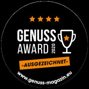 Auszeichnung Lebkuchen Award 2020 Genussmagazin