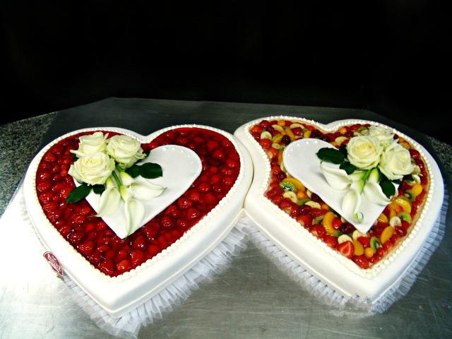 Hochzeitstorte Konditorei Peintner Innsbruck Tirol