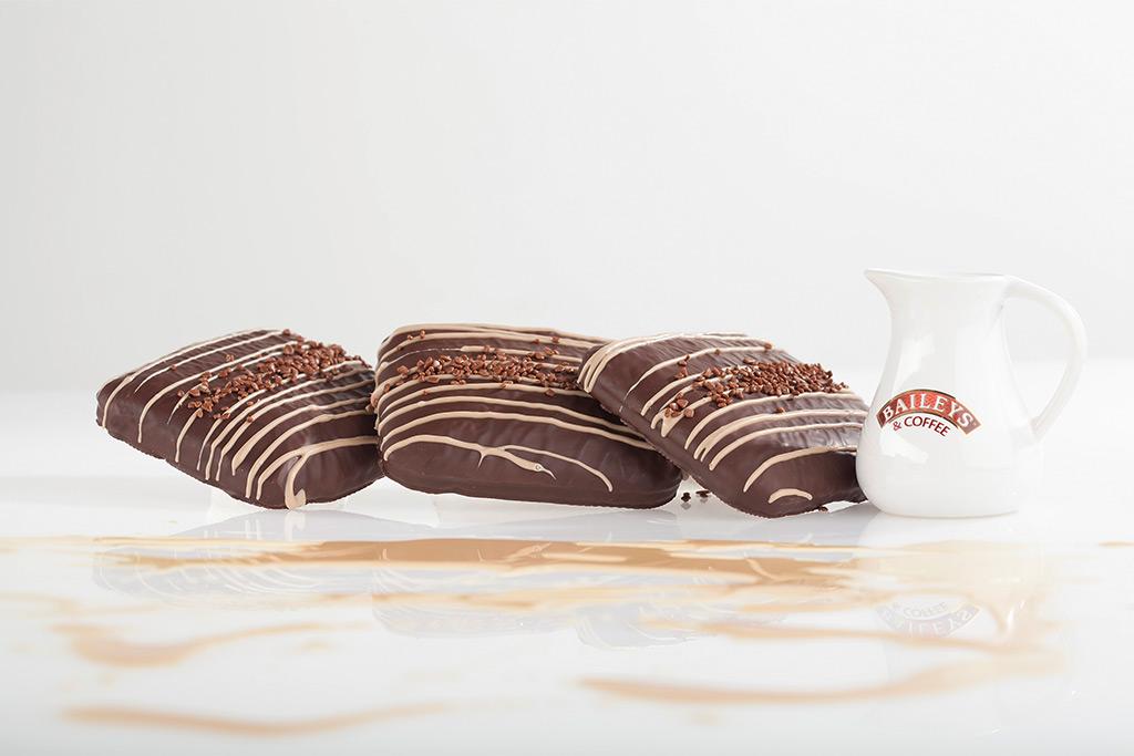Handgemachter Lebkuchen von der Konditorei Peintner Innsbruck Tirol