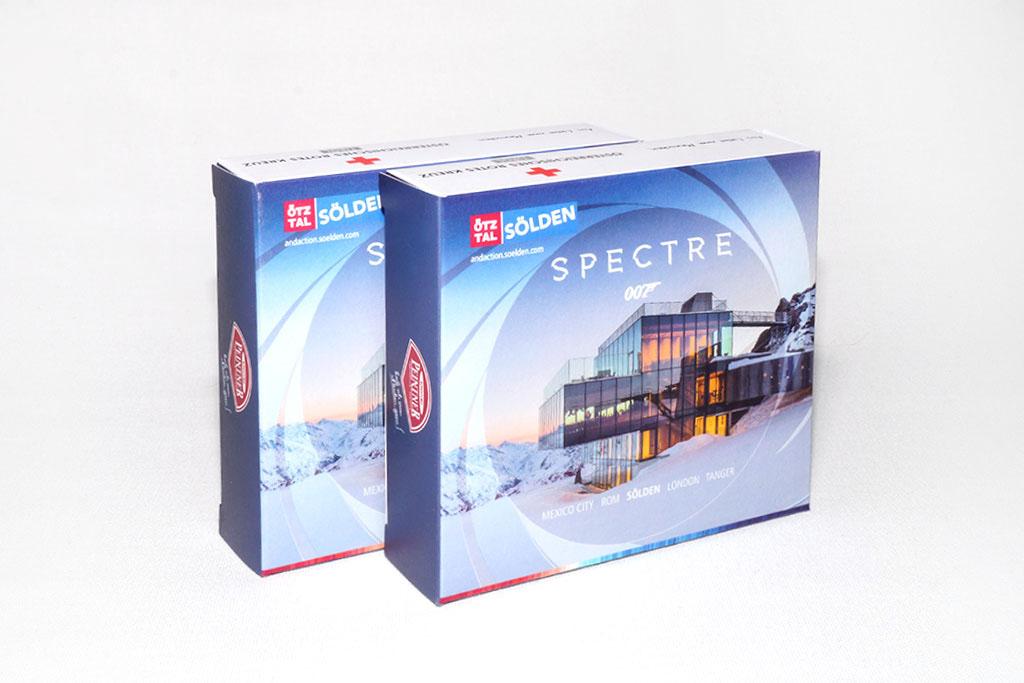 Lebkuchen Give Away Kunden Konditorei Peintner Innsbruck